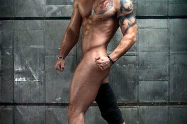 Michael Stokes, always loyal, erotisk, bilder, erotic photography, war veterans